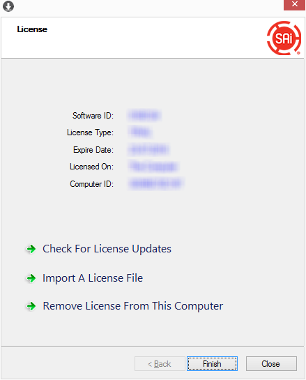 Using License Manager